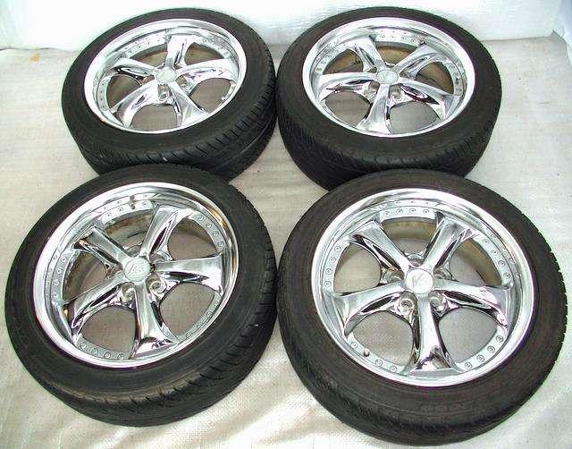 WORK VS-KF Alloy rims wheels 17 7.5J 5x100 Celica GT-four Imprez