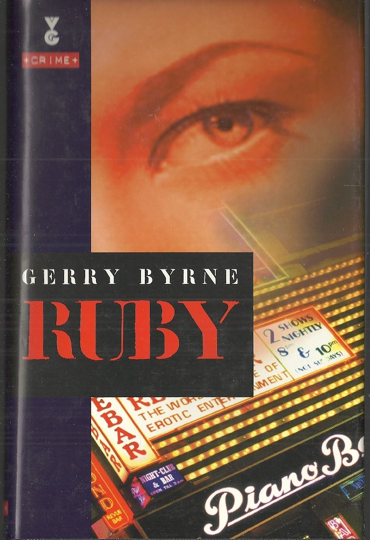 Ruby (Gollancz Crime), Byrne, Gerry