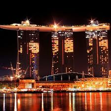 Marina Bay Sands - Vegas Của Singapore