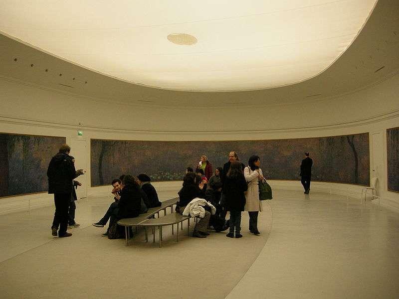 Orangerie Müzesi   Musée de lOrangerie   Limonluk Müzesi | İzlenimcilik, Ard İzlenimcilik Ve ..   tarihi yapilar muzeler