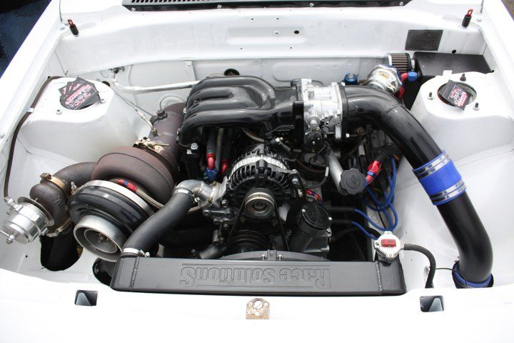 Black engine bay pics ( can be any type of car ) - AusRotary