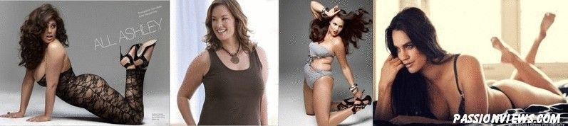 I still don't understand how these Anorexic Models Make it Big.I adore the Attitude of these hard working plus size models.So, Lets Decode 5 Sizzling Plus Size Models PART 2.