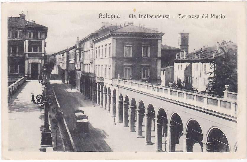 Bologna Via Indipendenza Terrazza Del Pincio 59063 Ebay