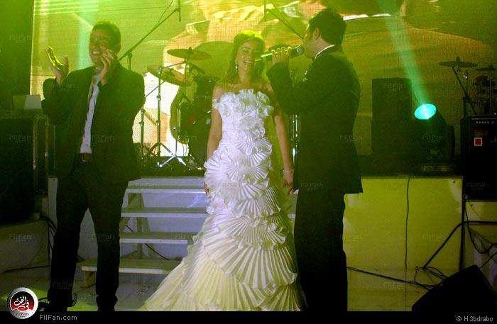 صور النجم عمرو دياب فى حفل زفاف الفنان محمد حماقى ونهلة الحجرى 2011 / 12 / 7 38289010150602375624782.jpg